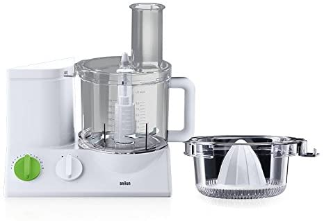 Braun FP3020WH TributeCollection Food Processor